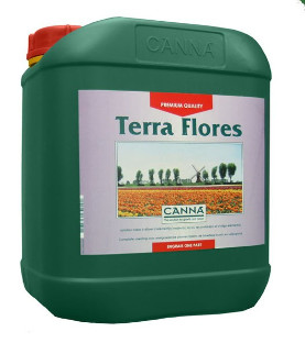 CANNA HYDRO Flores A&B 1 L