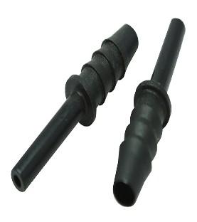 Connecteur - angle 45° D 4 embout 23,5mm